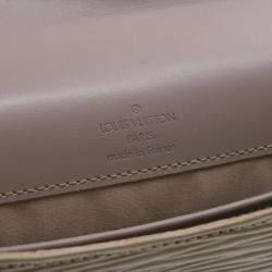 LOUIS VUITTON Epi Ramatuelle Shoulder Bag Lilac M5247B LV Auth 19966