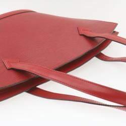 Louis Vuitton Brown Epi Leather Saint Jacques Poignees Longues Bag