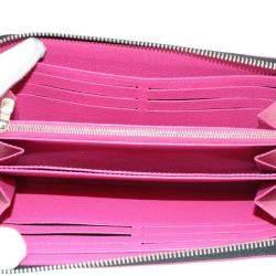 Louis Vuitton Black Epi Leather Zippy Wallet