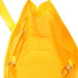 Louis Vuitton Yellow Monogram Vernis Leather Wilshire PM Bag