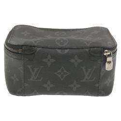 Louis Vuitton Monogram Eclipse Canvas Cube de Rangement Vanity Pouch