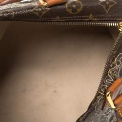 Louis Vuitton Monogram Canvas Limited Edition Dentelle Speedy 30 Bag