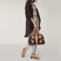 Louis Vuitton Monogram Canvas Manhattan GM Bag