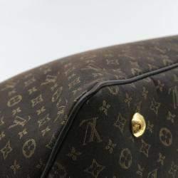 Louis Vuitton Brown Monogram Idylle Canvas Ballade MM Bag