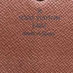 Louis Vuitton Monogram Canvas Sarah Wallet