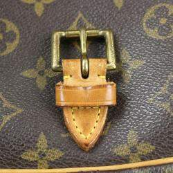 Louis Vuitton Monogram Canvas Sologne Bag