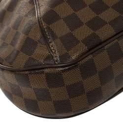 Louis Vuitton Damier Ebene Canvas Thames GM Bag