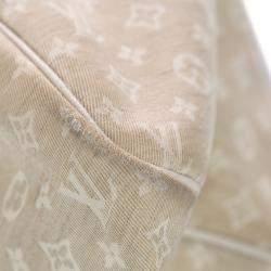 Louis Vuitton White Monogram Idylle Canva Speedy 30 Bag
