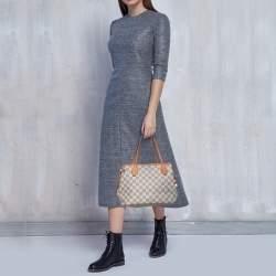 Louis Vuitton Damier Azur Canvas Neverfull PM Bag