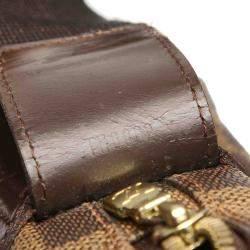 Louis Vuitton Damier Canvas Ebene Naviglio Messenger Bag