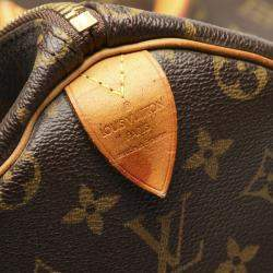 Louis Vuitton Monogram Canvas Keepall 45 Bag