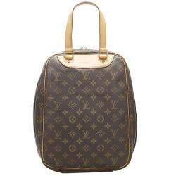 Louis Vuitton Monogram Canvas Excursion Bag