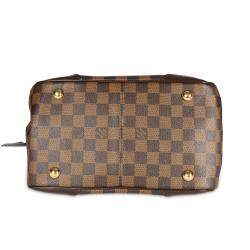 Louis Vuitton Damier Ebene Canvas Verona PM Bag