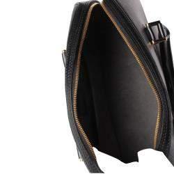 Louis Vuitton Noir Epi Leather Jasmin Bag