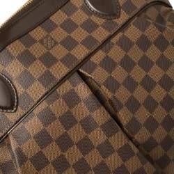 Louis Vuitton Damier Ebene Canvas Trevi GM Bag