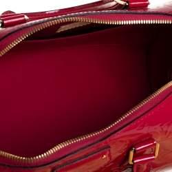 Louis Vuitton Indian Rose Monogram Vernis Montana Bag