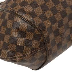 Louis Vuitton Damier Ebene Canvas Sistina GM Bag