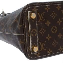 Louis Vuitton Monogram Canvas Limited Edition Fetish Lockit Bag