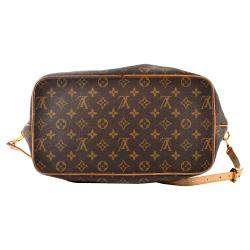 Louis Vuitton Monogram Canvas Palermo Tote Bag