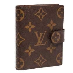 Louis Vuitton Monogram Canvas Card Holder