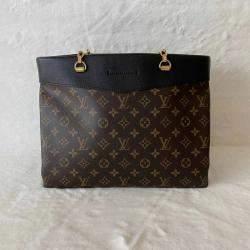 Louis Vuitton Monogram Canvas Pallas Shopper Tote bag