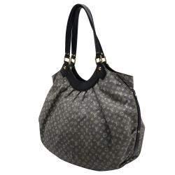 Louis Vuitton Navy/Creme Monogram Idylle Canvas Fantaisie Bag
