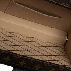 Louis Vuitton Monogram Canvas Petite Malle Bag