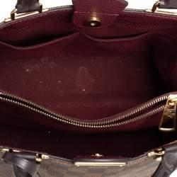 Louis Vuitton Bordeaux Damier Ebene Canvas Brittany BB Bag