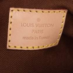Louis Vuitton Monogram Canvas Limited Edition Riveting Bag