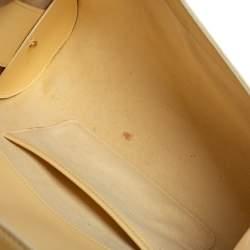 Louis Vuitton Vanilla Epi Leather Nocturne PM Bag