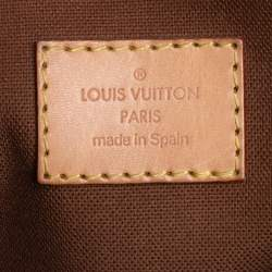 Louis Vuitton Monogram Canvas Odeon PM Bag