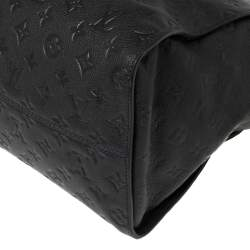 Louis Vuitton Bleu Infini Empreinte Leather Lumineuse PM Bag