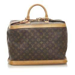 Louis Vuitton Monogram Canvas Cruiser 55 Bag