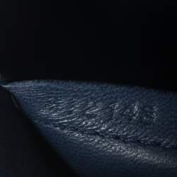 Louis Vuitton Indigo Ostrich Alma BB Bag