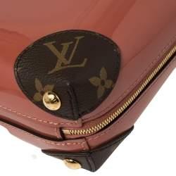 Louis Vuitton Vieux Rose Miroir Venice Leather Crossbody Bag