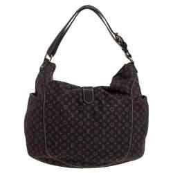 Louis Vuitton Fusain Monogram Idylle Canvas Romance Bag