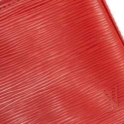 Louis Vuitton Piment Epi Leather Pochette Accessoires NM Bag
