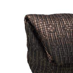 Louis Vuitton Bronze Monogram Jacquard Limited Edition Altair Clutch