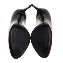 Louis Vuitton Two Tone Patent Leather Ombre Pumps Size 38.5