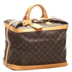 Louis Vuitton Monogram Canvas Cruiser 40 Bag