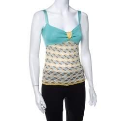 M Missoni Multicolor Knit Top M