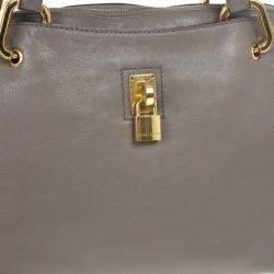 Marc Jacobs Grey Paradise Little Janice Bag