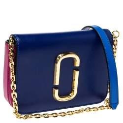 Marc Jacobs Multicolor Leather Hip Shot Convertible Belt Bag