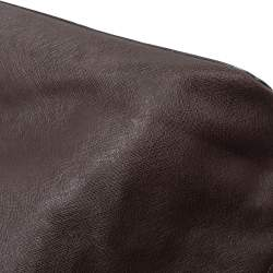 Michael Kors Dark Brown Leather Medium Jet Set Tote