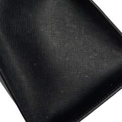 Michael Kors Navy Blue Leather Large Quinn Satchel