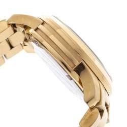 ساعة يد نسائية مايكل كورس أم كيه5055 ستانلس ستيل مطلي ذهب أصفر 38مم