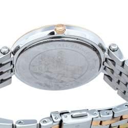 ساعة يد نسائية مايكل كورس دارسي بافيه MK3203 ستانلس ستيل ثلاث ألوان فضية 39 مم