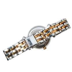 ساعة يد نسائية مايكل كورس دارسي أم كيه3298 ستانلس ستيل لونين فضية 26 مم