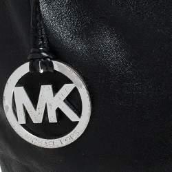 MICHAEL Michael Kors Black/Blue Hobo