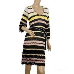 Missoni Striped Knit Dress S